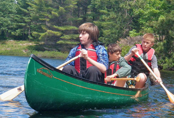 Canoe Museum Partners With Prince Of Wales Outers Club For