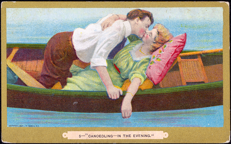 Sex leisure and canoeing