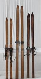 Museum skis