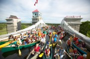 CCM National Canoe Day Liftlocks by Cullen