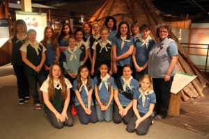 IMG_4693 2013 Apr 13 8th Ajax Pathfinders group shot wigwam WR