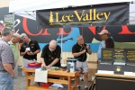 lee valley tools booth