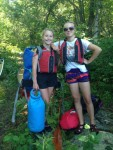 Some of our intrepid Tripping Campers. More on Thursday's blog!