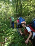 Just how long IS this portage? Find out on Stacey's blog on Thursday!