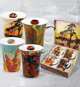 New Tom Thompson Mug Sets