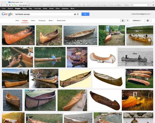 google image results birchbark