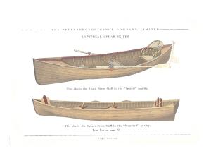 PCC 1921 skiff
