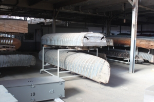 Chestnut 22-foot building form (CCM Collection)