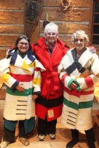 It S A Good Year For A Warm Coat The Canadian Canoe