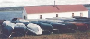 Rupert House Canoe Factory