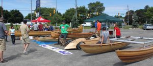 IE Weldon SS Canoe program