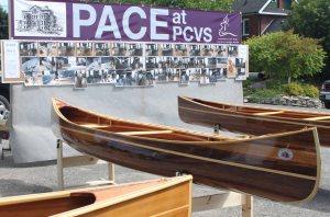 PACE PCVS canoe program