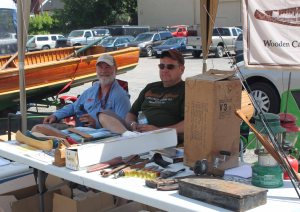 WCHA and Ravenwood Canoes
