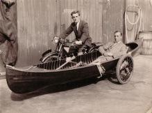canoesidecarBirmingham Motorcycle club1925